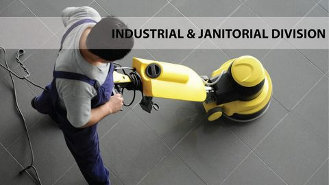 industrial & janitorial division page